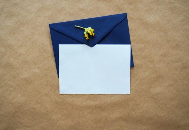 Cum scriem o scrisoare?