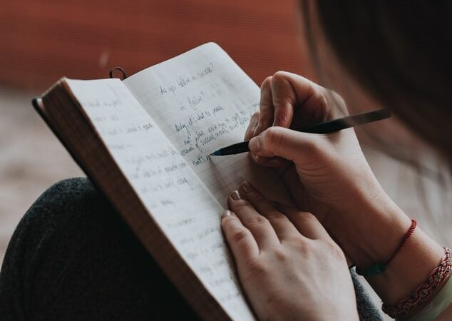 Cum scriem o pagină de jurnal?