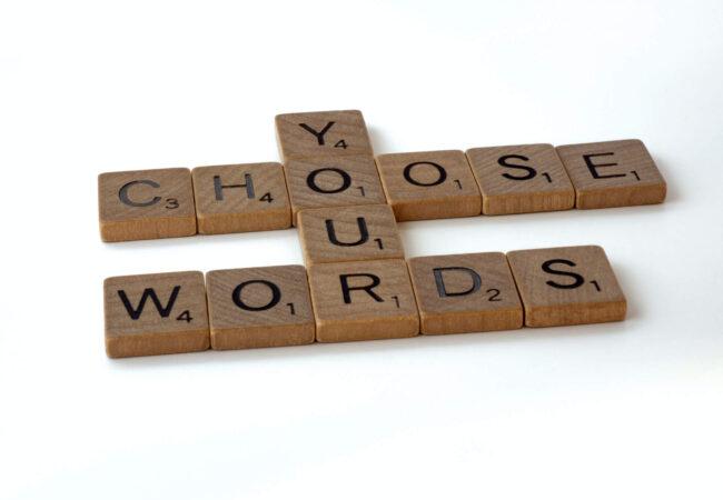 Completează rebusul (noțiuni generale despre vocabular)